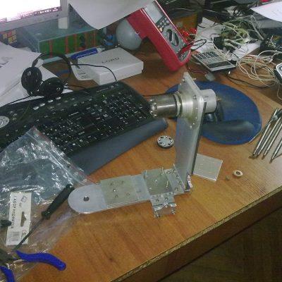 Сборка гониофотометра