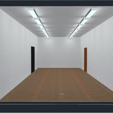 DIALux 4. Tutorial 3. Расчет внутреннего освещения