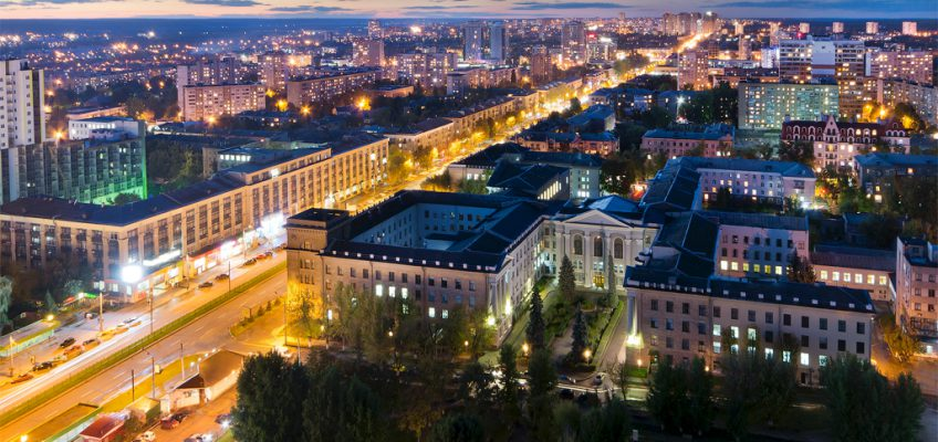 """Kharkiv National University of Radioelectronics (KNURE). By <a href=""""http://paul-itk.livejournal.com/32017.html#cutid1"""" target=""""_blank"""">Paul Itkin</a>"""