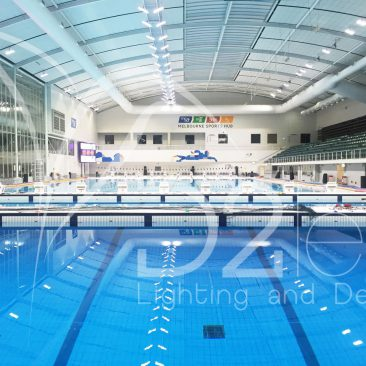 MSAC - Indoor Competition Pool