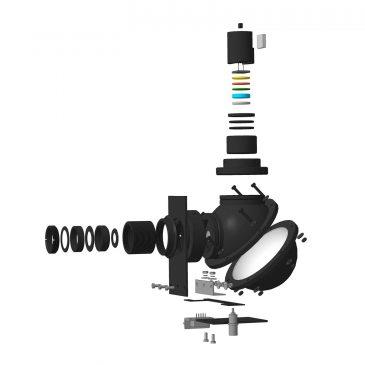Гониофотометр для светодиодов. Начало