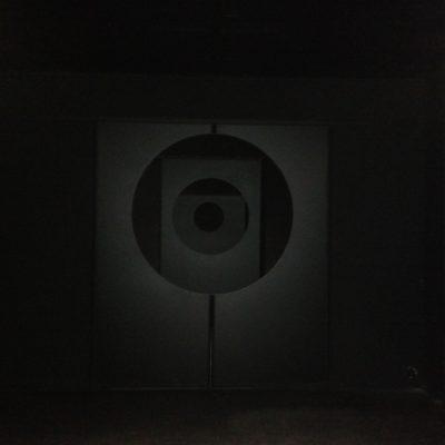 Apertures in dark room