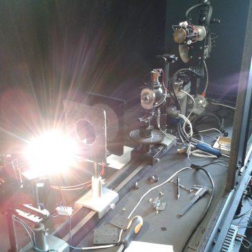 Гониофотометр для светодиодов. 2014