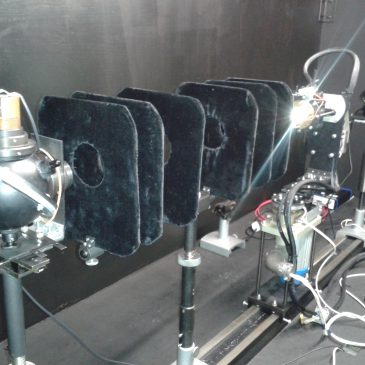 Гониофотометр для светодиодов. 2015